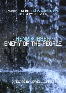 Enemy of the People - New Adaptation by Jeremy Johnson