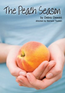 The Peach Season by Debra Oswald