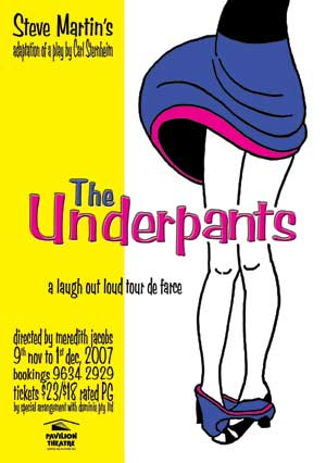 Underpants-poster