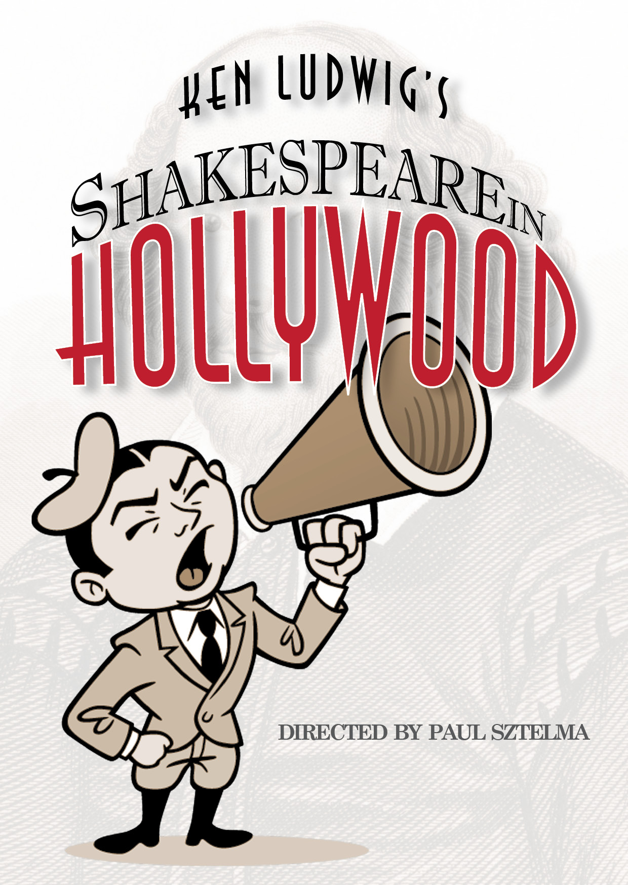 Shakespeare in Hollywood by Ken Ludwig